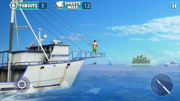 渔王专业打鲨鱼