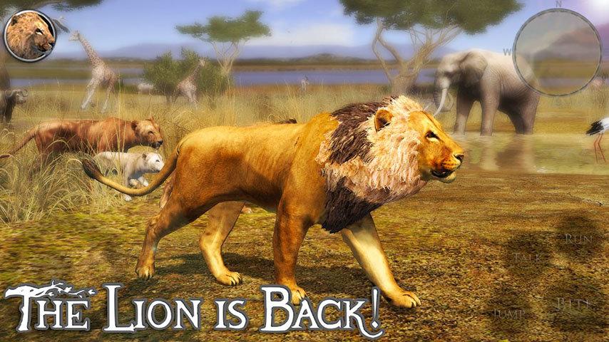 终极狮子模拟器2免费版