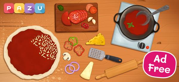 披萨师傅烹饪介绍