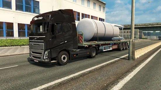 印尼移动重型卡车模拟器