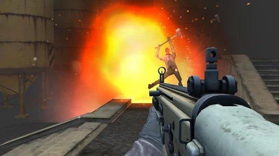 死亡火线真实游戏截图