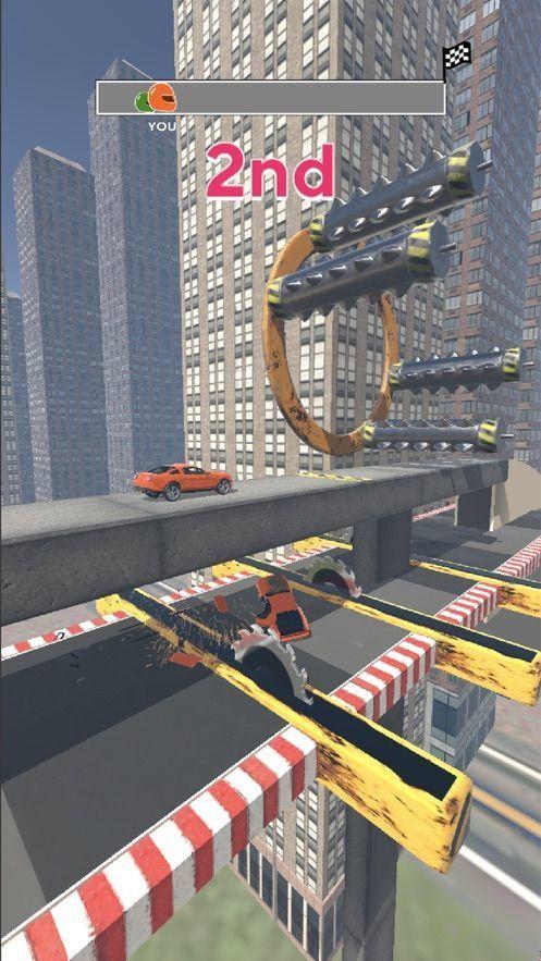 功夫赛车破解版游戏截图