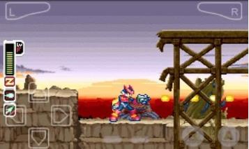 洛克人ZERO无限跳跃版