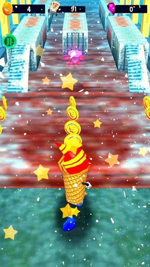 冰激凌跑步者iOS版