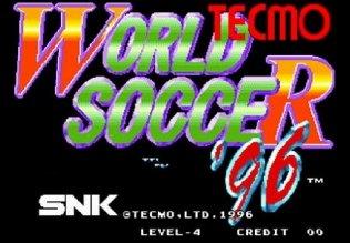 世界杯足球96