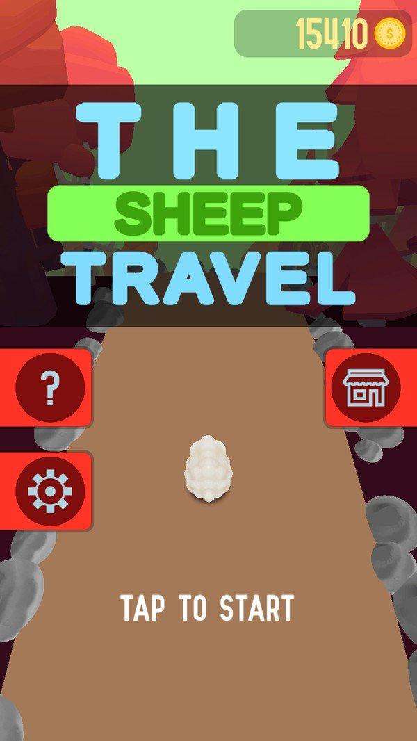 绵羊旅行手游