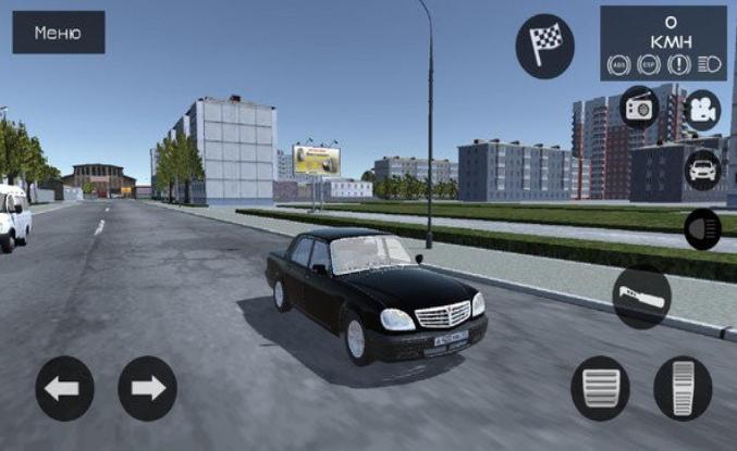 俄罗斯汽车模拟2021