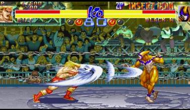 摔跤霸王2