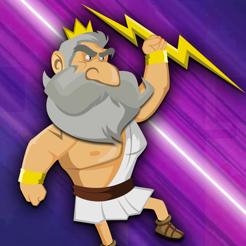 宙斯防御神与怪物