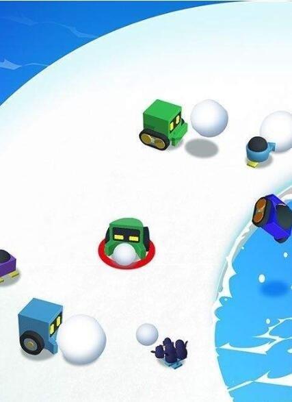 雪球推推大作战免费版