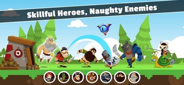 宙斯防御神与怪物游戏截图