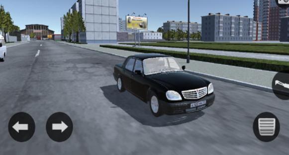 俄罗斯汽车模拟2021游戏截图