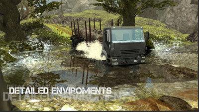 卡车越野模拟4免费版