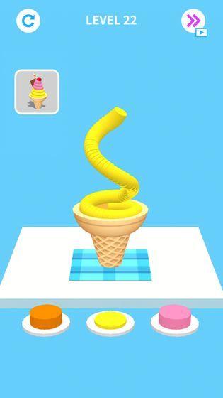 Food Games 3D截图