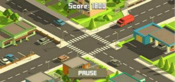 城市交通游戏