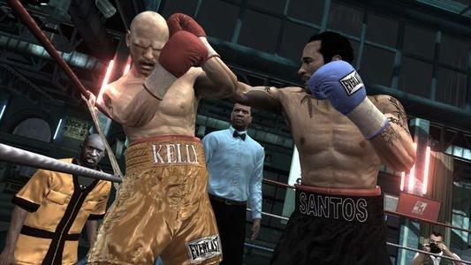 传说中的拳击冠军汉化版