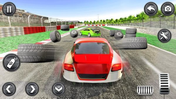 极端赛车3D跑车赛游戏截图