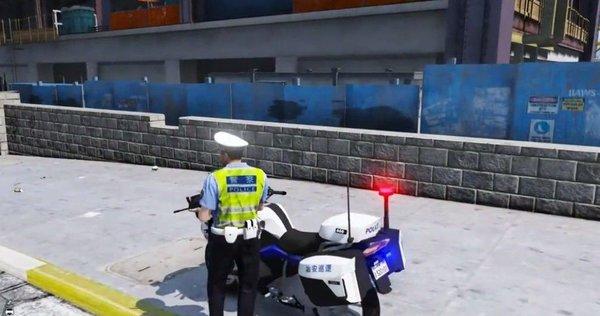 中国警察模拟器破解版