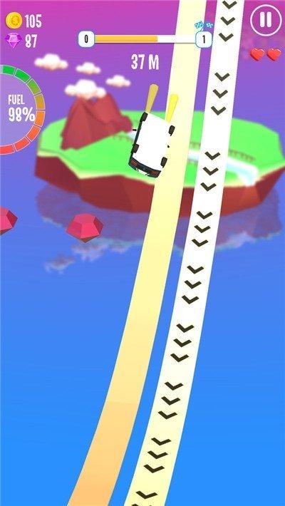 交通跳跃3D2020