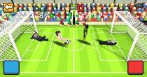 休闲足球游戏