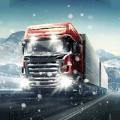 冬季卡車駕駛員模擬器