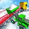 雪貨物拖車運輸蘋果版