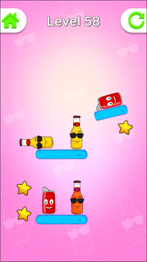 点击汽水瓶ios版游戏截图