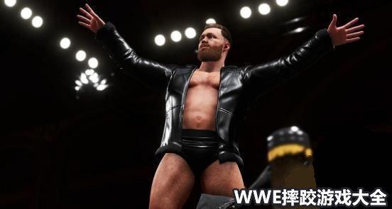 WWE摔跤游戏大全