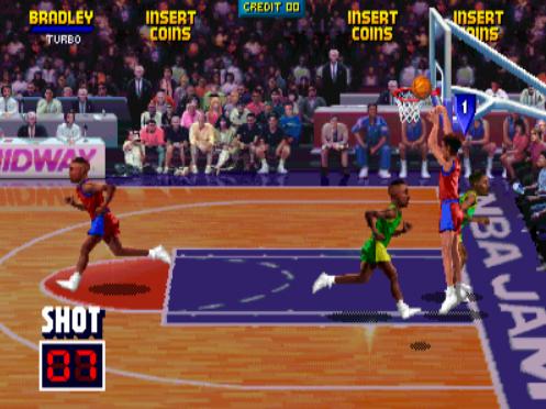 NBA篮球1996