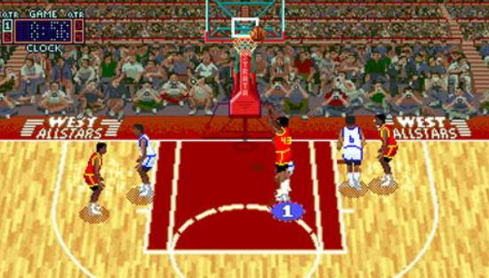 NBA音乐职篮修正版