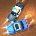 警车追逐游戏追求