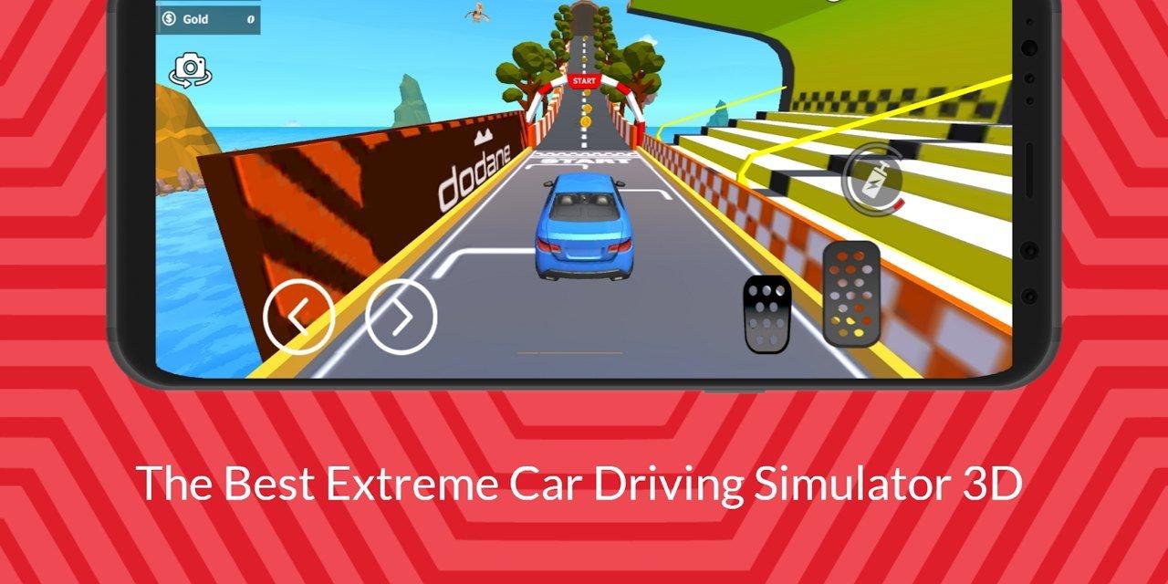 極限汽車駕駛模擬器