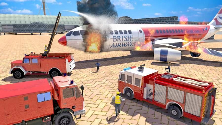 消防车模拟2019