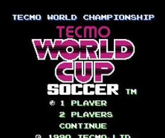 TECMO世界杯足球日版
