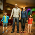 虛擬爸爸夢想家庭模擬器