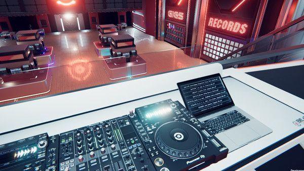 夜店模拟器