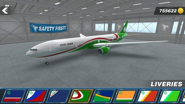 闲置航空公司