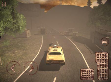 僵尸荒原之路游戏截图