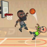 篮球战役破解版
