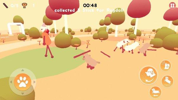 捣蛋狗模拟器游戏截图