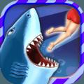 饑餓鯊進化食人花鯊魚