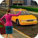 出租车城市特技赛
