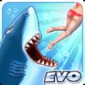 饑餓鯊進化深淵鯊魚
