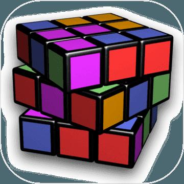 立方体魔方谜题