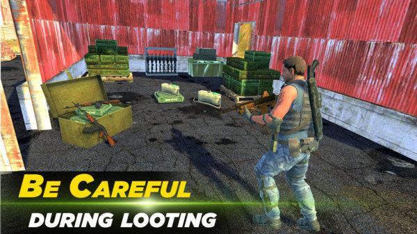 枪火战场FPS射击