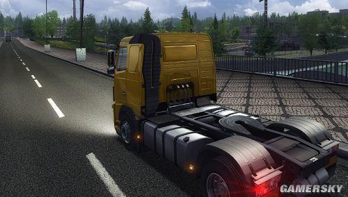 自由驾驶的游戏大全