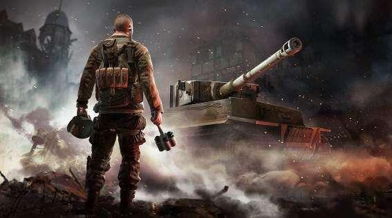 二战题材射击游戏合集