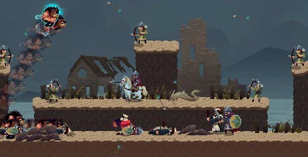 厄运之山狂战士游戏截图