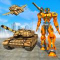 飞行罐机器人战争