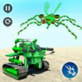 蚊子战争机器人战斗